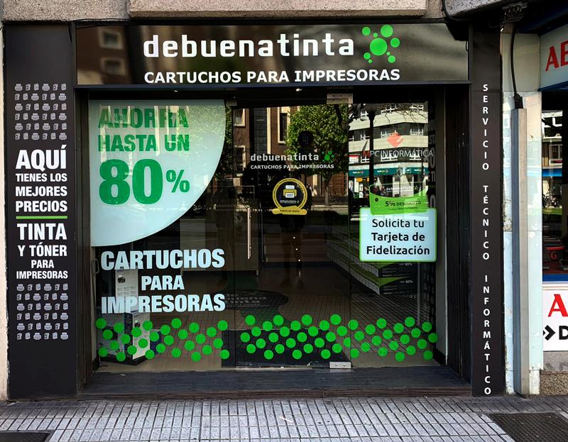 Debuenatinta Gijón abre sus puertas