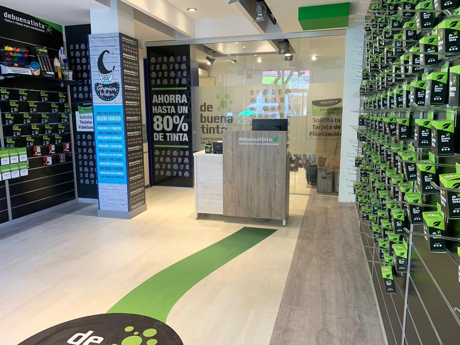 Apertura de nueva tienda en León