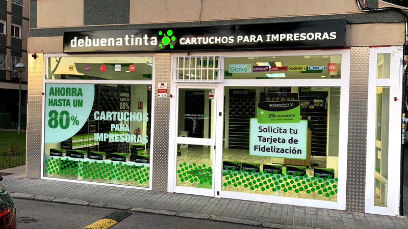 Debuenatinta amplía su presencia en Madrid