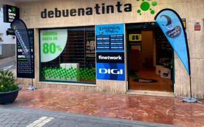 Nueva tienda Debuenatinta Estepona
