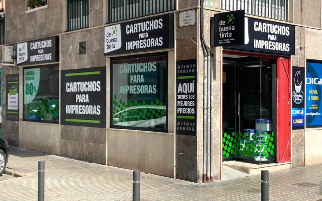 Nueva tienda Debuenatinta Elche