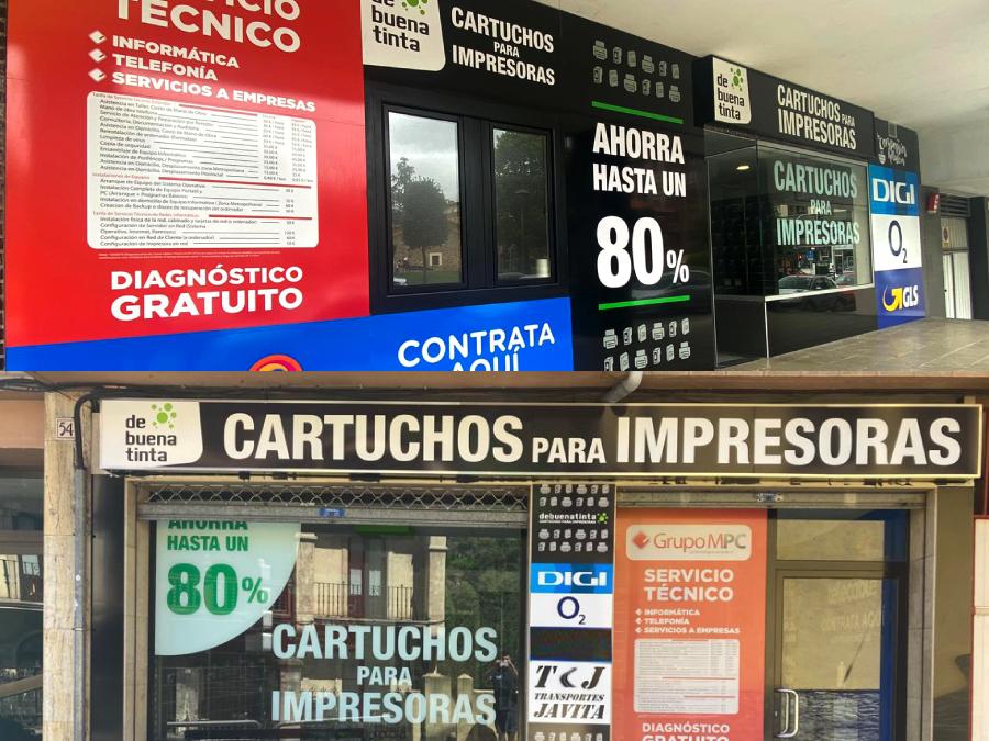 Debuenatinta amplía su presencia en Asturias con dos nuevas tiendas